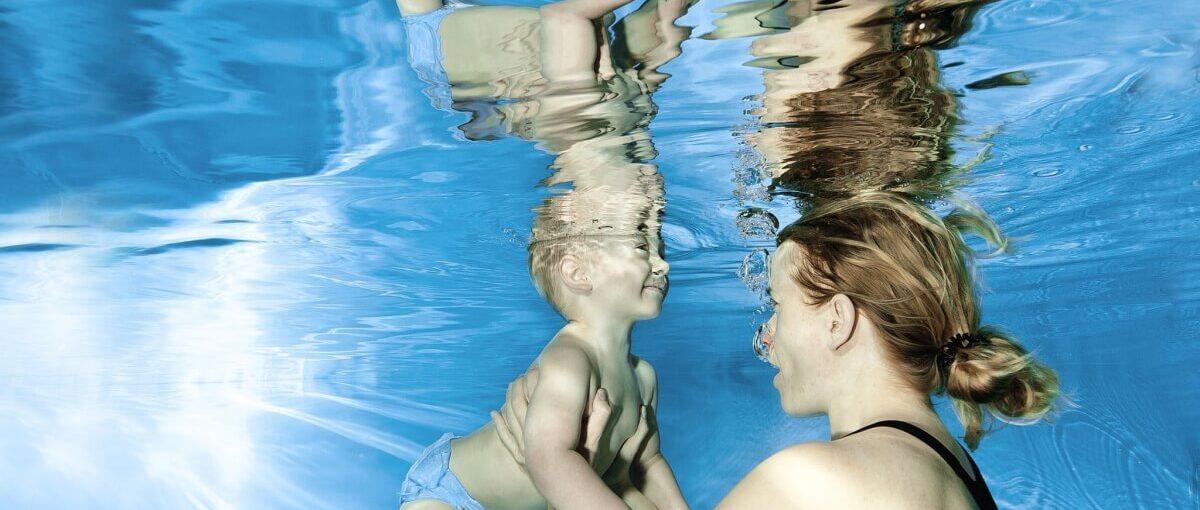Nauka pływania dla dzieci - czyli kiedy ją zacząć?